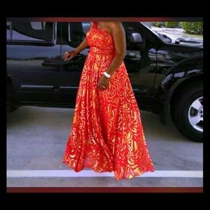 Plus size 14 Prom or Formal Dress